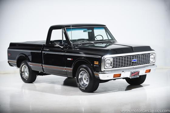 1971 Chevrolet Classics C10:24 car images available
