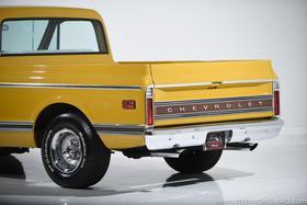 1972 Chevrolet Classics C10