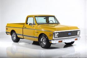 1972 Chevrolet Classics C10:24 car images available
