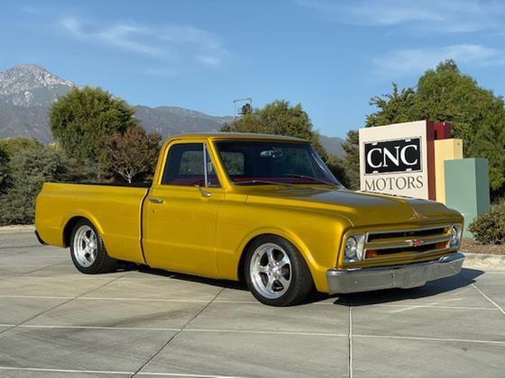1967 Chevrolet Classics C10:24 car images available
