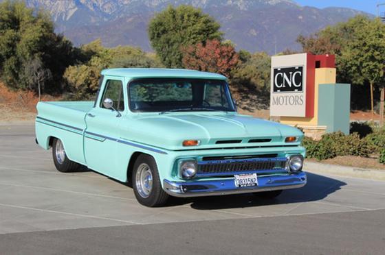 1965 Chevrolet Classics C10:24 car images available