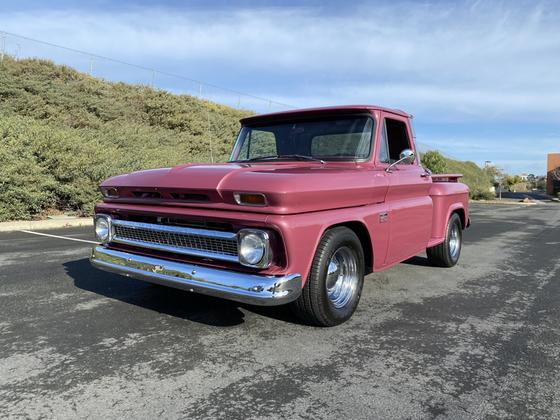 1966 Chevrolet Classics C10:12 car images available