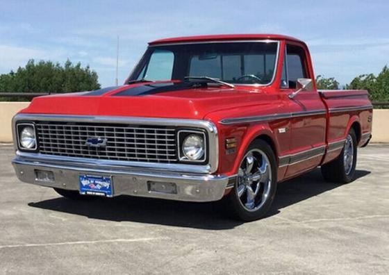 1971 Chevrolet Classics C10