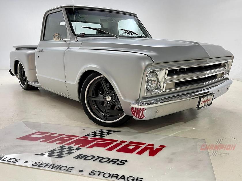 1967 Chevrolet Classics C10:24 car images available