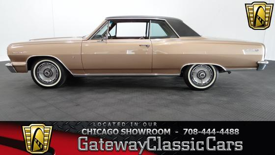1964 Chevrolet Classics Chevelle SS:24 car images available