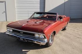 1966 Chevrolet Classics Chevelle SS:9 car images available