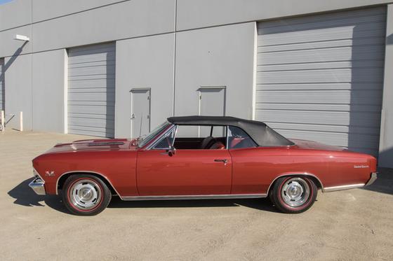 1966 Chevrolet Classics Chevelle SS