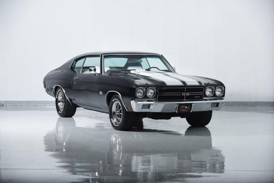 1970 Chevrolet Classics Chevelle SS:24 car images available