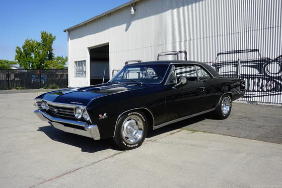 1967 Chevrolet Classics Chevelle SS:9 car images available