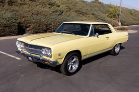 1965 Chevrolet Classics Chevelle SS:9 car images available