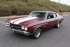 1970 Chevrolet Classics Chevelle SS:9 car images available