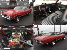 1968 Chevrolet Classics Chevelle SS:24 car images available