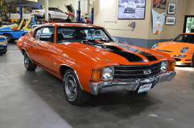 1972 Chevrolet Classics Chevelle SS:19 car images available