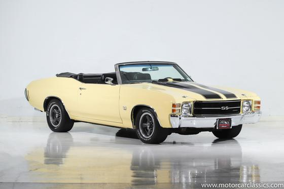 1971 Chevrolet Classics Chevelle SS:24 car images available