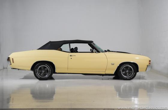 1971 Chevrolet Classics Chevelle SS