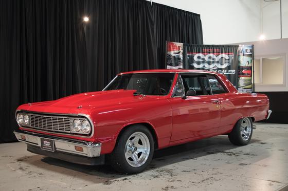 1964 Chevrolet Classics Chevelle SS:9 car images available