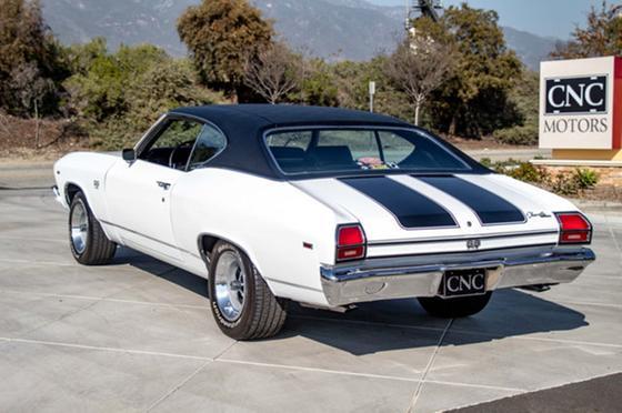 1969 Chevrolet Classics Chevelle SS