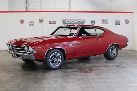1969 Chevrolet Classics Chevelle SS:9 car images available