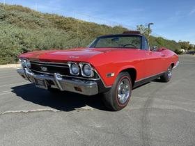 1968 Chevrolet Classics Chevelle SS:9 car images available