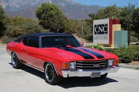 1972 Chevrolet Classics Chevelle SS:24 car images available