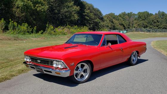 1966 Chevrolet Classics Chevelle SS:24 car images available