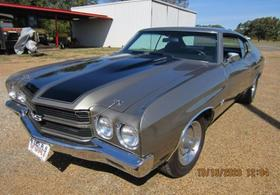 1970 Chevrolet Classics Chevelle SS:2 car images available