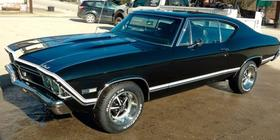 1968 Chevrolet Classics Chevelle SS:2 car images available