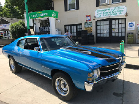 1971 Chevrolet Classics Chevelle:10 car images available