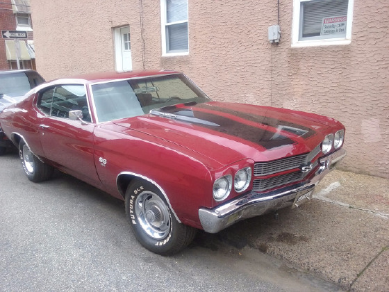 1970 Chevrolet Classics Chevelle:5 car images available