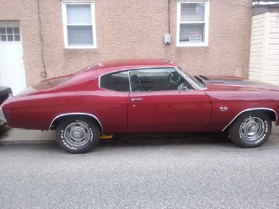 1970 Chevrolet Classics Chevelle:4 car images available