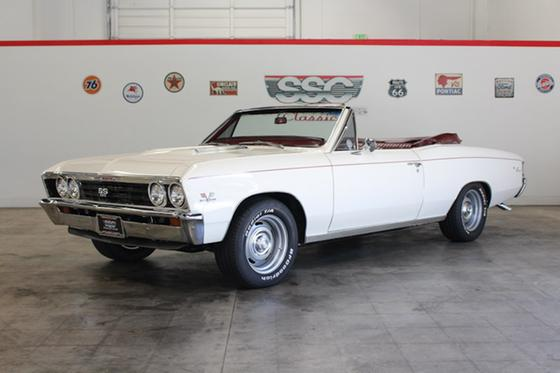 1967 Chevrolet Classics Chevelle:9 car images available