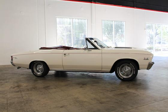 1967 Chevrolet Classics Chevelle