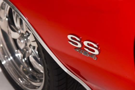 1970 Chevrolet Classics Chevelle