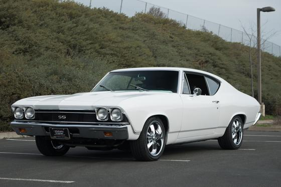 1968 Chevrolet Classics Chevelle:9 car images available