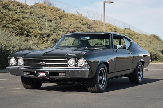 1969 Chevrolet Classics Chevelle:9 car images available