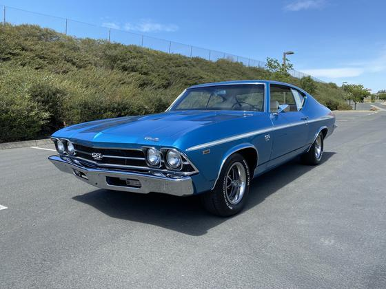 1969 Chevrolet Classics Chevelle:12 car images available