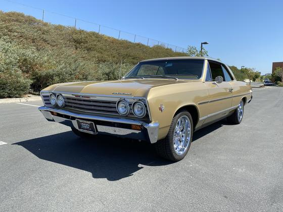 1967 Chevrolet Classics Chevelle:12 car images available