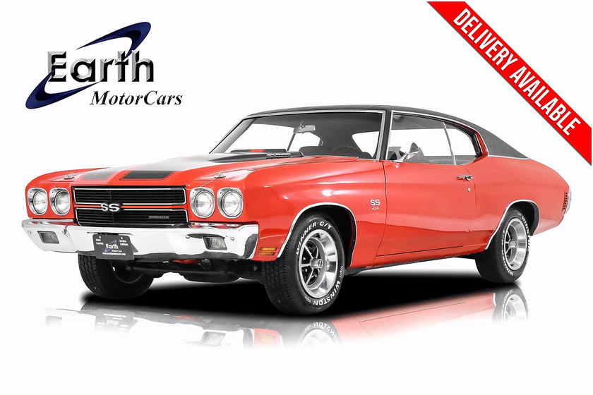 1970 Chevrolet Classics Chevelle : Car has generic photo