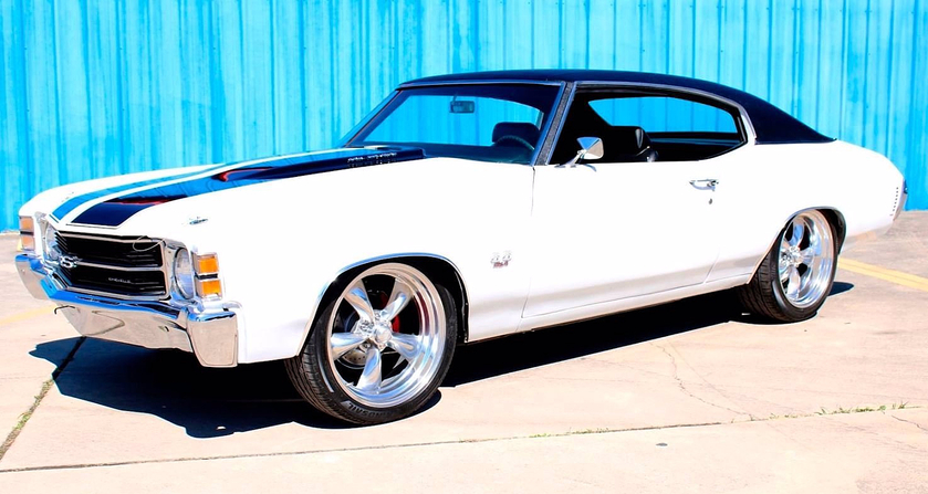 1971 Chevrolet Classics Chevelle:2 car images available