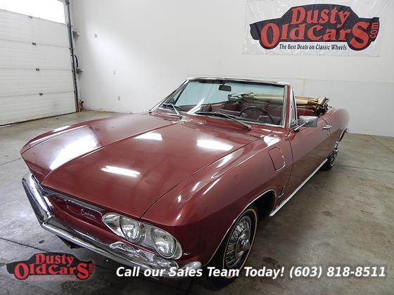 1966 Chevrolet Classics Corvair:24 car images available