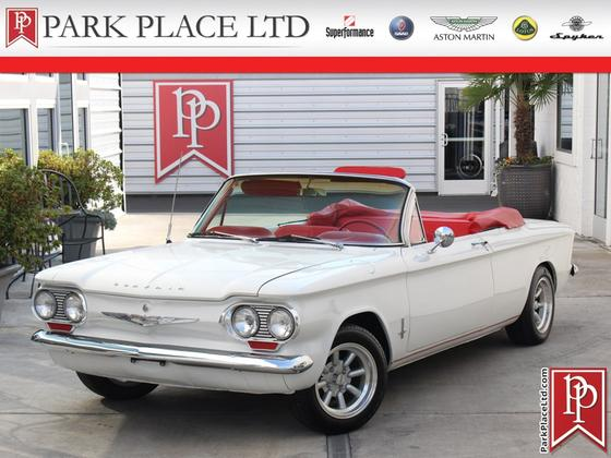 1962 Chevrolet Classics Corvair:24 car images available