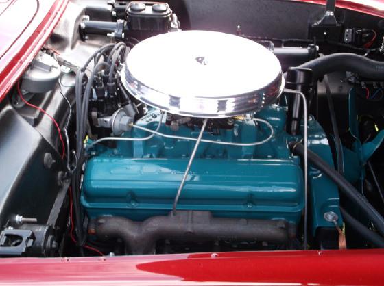 1954 Chevrolet Classics Corvair