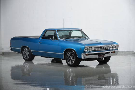 1967 Chevrolet Classics El Camino:24 car images available