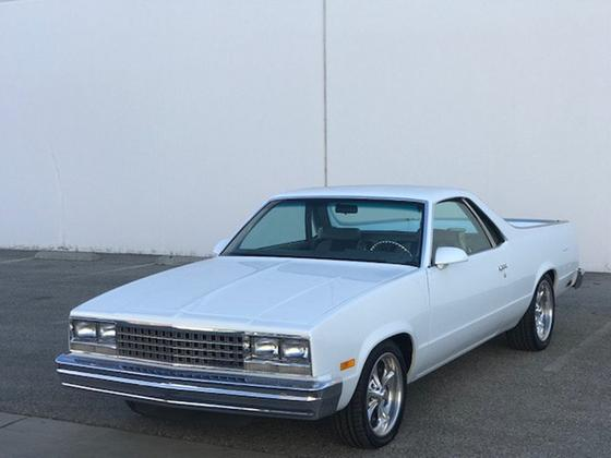 1986 Chevrolet Classics El Camino:24 car images available