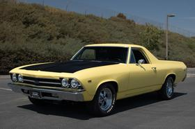1969 Chevrolet Classics El Camino:9 car images available