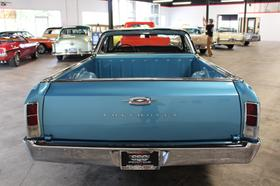 1966 Chevrolet Classics El Camino