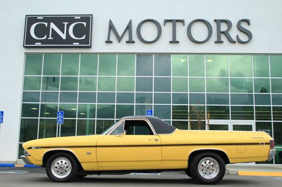 1969 Chevrolet Classics El Camino:24 car images available