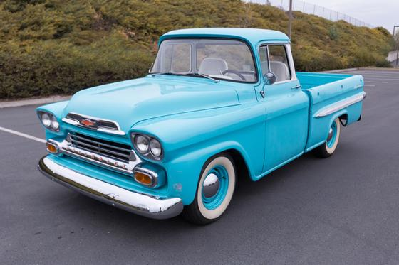 1959 Chevrolet Classics Fleetside:9 car images available