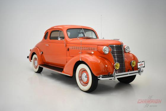 1938 Chevrolet Classics Master Deluxe:24 car images available