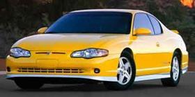 2004 Chevrolet Classics Monte Carlo SS : Car has generic photo
